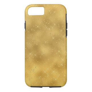 Gouden Fonkelingen Glam iPhone 8/7 Hoesje