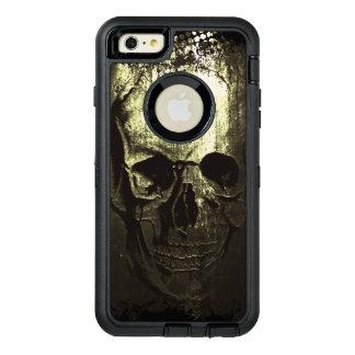 Gouden iPhone 6 van Apple van de Schedel plus