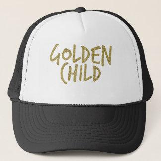 Gouden Kind Trucker Pet