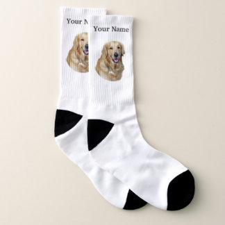 Gouden Labrador hond Sokken