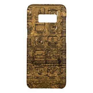 Gouden mobiele telefoonpictogrammen Case-Mate samsung galaxy s8 hoesje