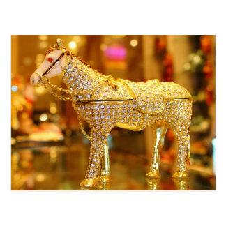 Gouden Paard Briefkaart
