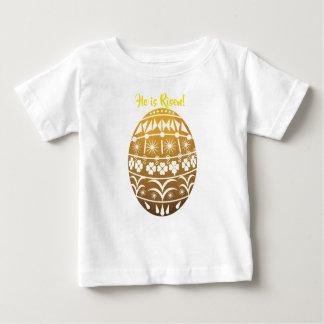 Gouden Paasei Baby T Shirts