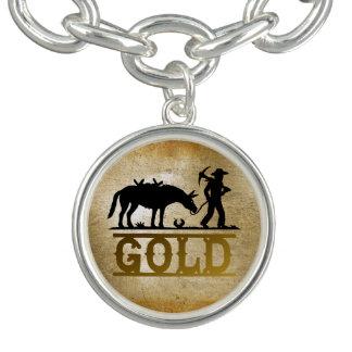 Gouden Prospector Armbandjes