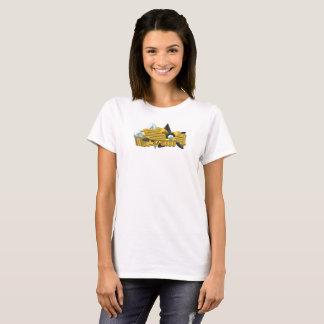 Gouden Schip T Shirt