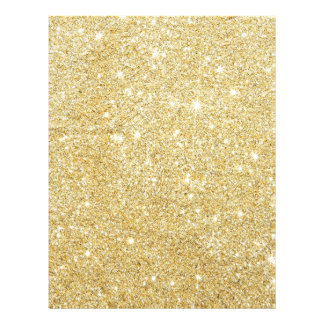 Gouden schitter Diamant Folder