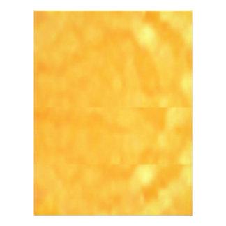 Gouden STORMLOOP - Gouden VERBRIJZELING Flyer 21,6 X 27,9 Cm