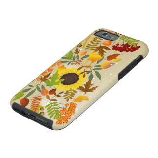 Gouden Taaie iPhone 6 van de Thanksgiving Hoesje