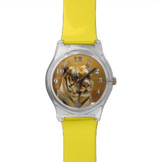 Gouden Tijger Horloge