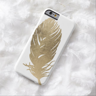 Gouden Veer Barely There iPhone 6 Hoesje