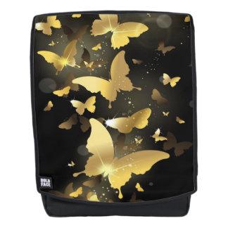 Gouden Vlinders Rugtassen