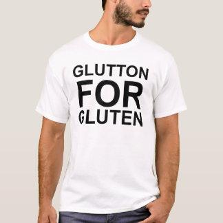 Gourmand voor Gluten T Shirt