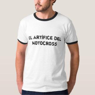 Gr artifice del motocross t shirt