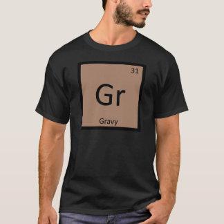 Gr. - de Periodieke Lijst van de Chemie van de T Shirt