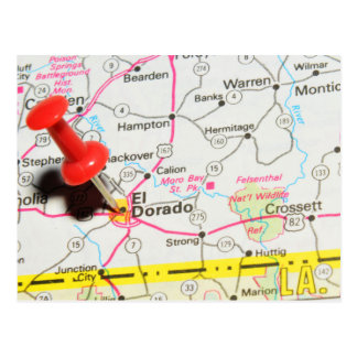 Gr Dorado, Arkansas Briefkaart