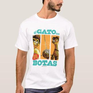Gr Gato bedriegt Botas T Shirt