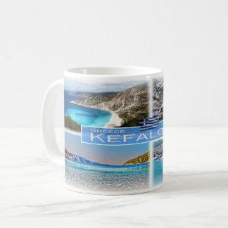 Gr. Griekenland - Kefalonia - Koffiemok
