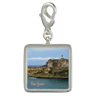 Gr Morro die San Juan Bay Entrance bewaken Charm
