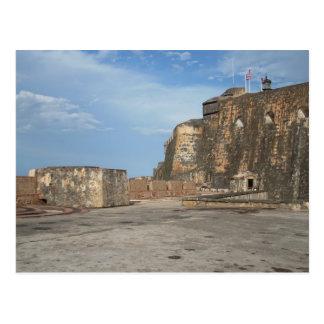 Gr Morro San Juan Puerto Rico Briefkaart