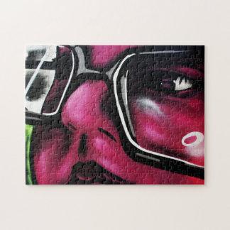 Graffiti 5 Puzzel Legpuzzel