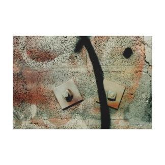 graffiti muurschildering canvas afdruk