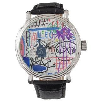 graffiti polshorloges