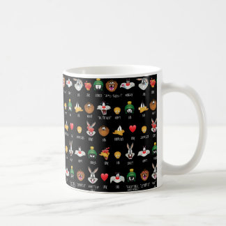 Grafiek LOONEY TUNES™ Emoji Koffiemok