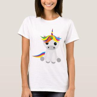 Grafische Eenhoorn T Shirt