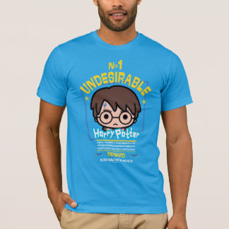 Grafische het Poster van Harry Potter Wanted van T Shirt