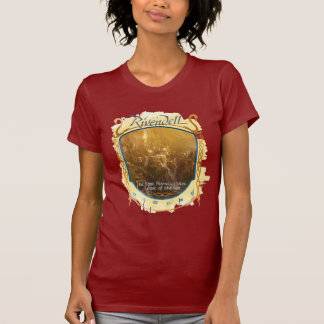 Grafische Rivendell T Shirt