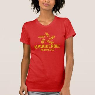 Grafische T-shirt van de STER van ALBUQUERQUE NEW