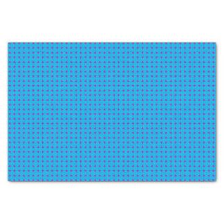 Grafische Vlinders | Blauw Tissuepapier