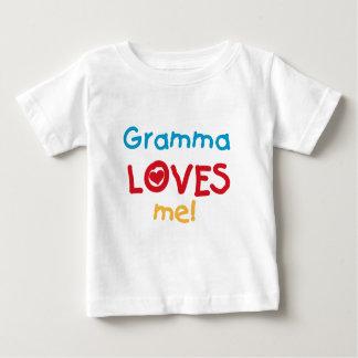 Gramma houdt van me T-shirts en Giften