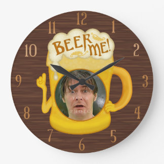 Grappig Bier me die Humor drink | Grote Klok