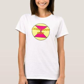 Grappig Boek Geek - Meisje T Shirt