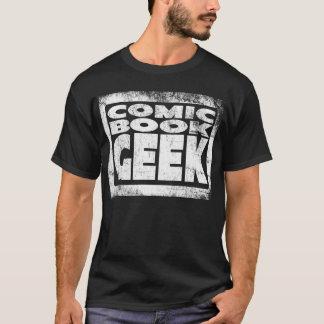 GRAPPIG BOEK (Verontruste) GEEK door JFStan T Shirt