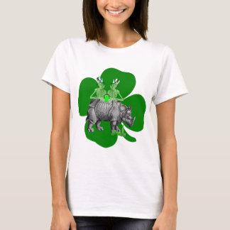 Grappig drinkd team Ierse St Patricks T Shirt