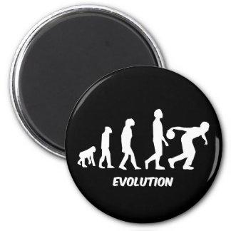 grappig evolutiekegelen magneet