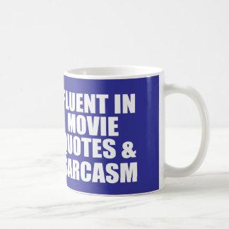Grappig filmcitaat koffiemok