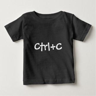 Grappig Geek Overhemd 1 van 2 voor Tweelingen Baby T Shirts