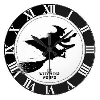 Grappig Halloween Grote Klok