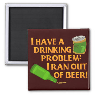 Grappig het Drink Bier Magneet