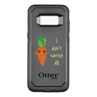 Grappig ik niet Wortel Al Leuke Humor van de OtterBox Commuter Samsung Galaxy S8 Hoesje