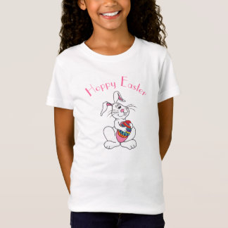Grappig Paashaas & Ei - Klantgerichte T-shirt