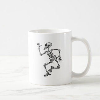 Grappig Skelet Koffiemok