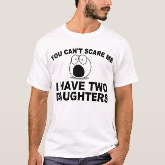 Grappig Vaderdag: U kunt niet me doen schrikken T Shirt