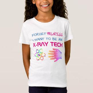 "Grappig ""vergeet Prinses, wil ik een Technologie T Shirt"