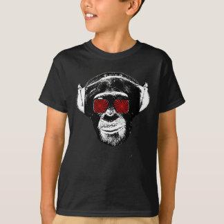Grappige aap t shirt
