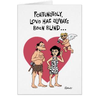 Grappige Cartoon Valentijn Briefkaarten 0