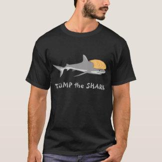 """Grappige Donald Trump """"Troef de Haai """" T Shirt"""